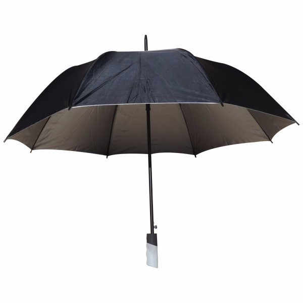 WF961 UV Umbrellas BLACK 600x600 - UV Umbrella Golf Umbrella